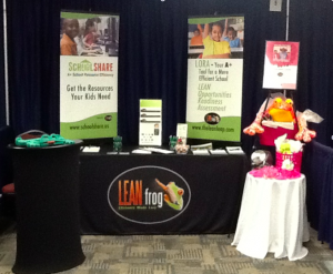 The LEAN Frog Booth