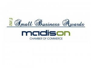 LEAN Frog Wins Top Two Awards at the Madison Chamber of Commerce 2013 Small Business Awards Celebration