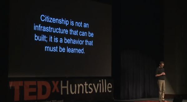 Citizenship in the Digital Age:  It Takes a Village