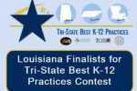 Central Community and East Feliciana are the Louisiana Finalists!