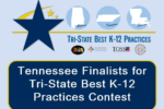 Oak Ridge and Warren County are the Tennessee Finalists!